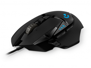 Logitech G502 Hero gaming egér