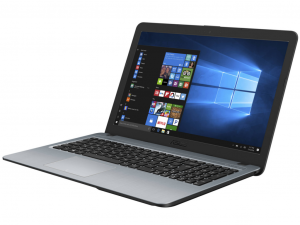 Asus VivoBook X540UB-GQ335 15,6 HD, Intel® Core™ i3 Processzor-6006U, 4GB, 1TB HDD, NVIDIA GeForce MX110 - 2GB, Endless, szürke notebook
