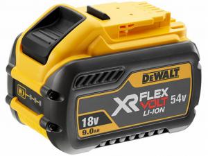 DeWALT DCB547-XJ 18V/54V XR FlexVolt 9.0/3.0Ah akkumulátor