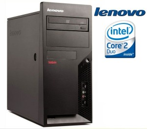 Lenovo ThinkCentre M57 MT használt PC