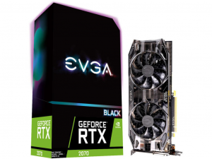 EVGA GeForce RTX 2070 8GB GDDR6 videokártya