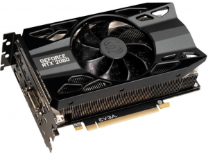EVGA GeForce RTX 2060 6GB GDDR6 videokártya