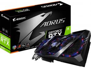 GIGABYTE AORUS GeForce RTX 2070 8GB GDDR6 videokártya