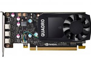 HP Quadro P400 2GB GDDR5 64bit videokártya