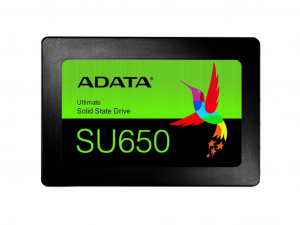 ADATA 240GB SATA3 2,5 Col 7mm (ASU650SS-240GT-R) SSD