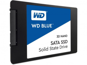Western Digital 250GB SATA3 2,5 3D Blue 7mm (WDS250G2B0A) SSD