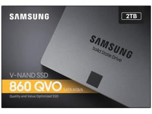 Samsung 2000GB SATA3 2,5 860 QVO (MZ-76Q2T0BW) SSD