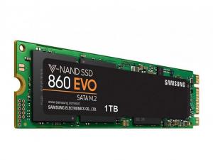 Samsung 1000GB SATA3 860 EVO M.2 SATA (MZ-N6E1T0BW) SSD