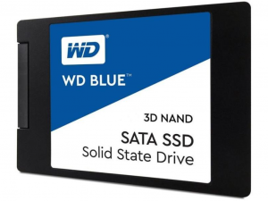 Western Digital 500GB SATA3 2,5 3D Blue 7mm (WDS500G2B0A) SSD