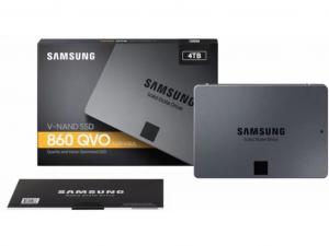 Samsung 4000GB SATA3 2,5 860 QVO (MZ-76Q4T0BW) SSD