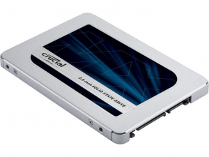 Crucial MX500 - 500GB, 2,5 Colos SATA3 SSD