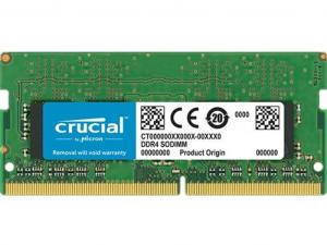Crucial 8GB DDR4 2666MHz CT8G4SFS8266 notebook memória