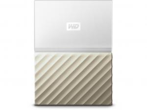 WD My Passport Ultra 1 TB White/Gold