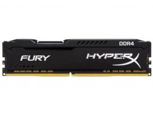 Kingston 8GB DDR4 2666MHz HyperX Fury Black