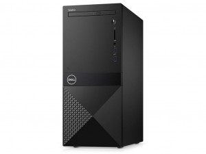 Dell Vostro 3670 MT asztali PC - Intel® Core™ i7 Processzor-8700, 8GB, 1TB HDD, Linux
