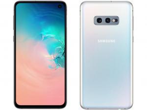 Samsung Galaxy S10e G970 128GB 6GB DualSim Fehér Okostelefon