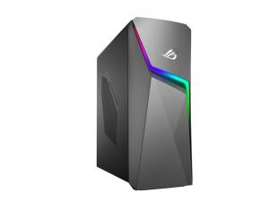 ASUS ROG Strix GL10CS-HU024D, Intel® Core™ i7 Processzor-9700K, 16GB, 512GB M.2 PCIE SSD, Nvidia GeForce RTX 2060 Super 8GB, Gigabit LAN, WiFi, Plexi oldalfal, Asztali PC
