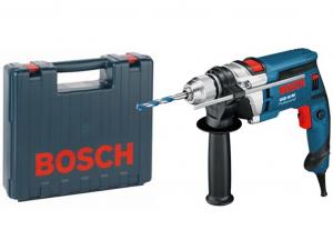 Bosch GSB 16 RE Ütvefúró 13 mm-es gyorsbefogó tokmánnyal kofferben