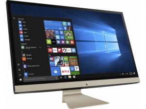 ASUS AIO V272UNK-BA070T, 27 FHD, Intel® Core™ i5 Processzor-8250U (3,4GHZ), 8GB, 128GB SSD + 1TB HDD, NV MX150 2GB, WIN 10, FEKETE