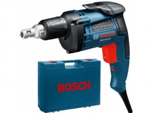 Bosch GSR 6-45 TE Szárazépítő fúrócsavarozó kofferben