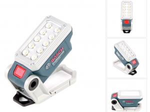 Bosch GLI 12V-330 DeciLED Lámpa - akku nélkül