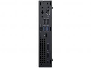 DELL Optiplex 3060 Micro MFF, Intel® Core™ i3 Processzor 8100T (3.1Ghz), 4GB, 500GB, Intel® UHD 630