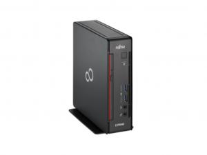 Fujitsu ESPRIMO Q558 Desktop Computer - Intel® Core™ i5 Processzor (8th Gen) i5-8500T 2.10 GHz - 8 GB DDR4 SDRAM - 256 GB SSD - Windows 10 Pro