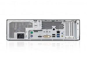 Fujitsu ESPRIMO D538/E85+ asztali PC - Intel® Core™ i5 Processzor-8400, 8GB, 256GB SSD, Win 10 Pro