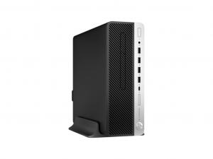 HP EliteDesk 705 G4 - Ryzen 5 PRO 2400GE - 8 GB RAM - 256 GB SSD - Desktop Mini - Windows 10 Pro 64-bit - AMD Radeon RX Vega 11 Fekete Asztali Számítógép