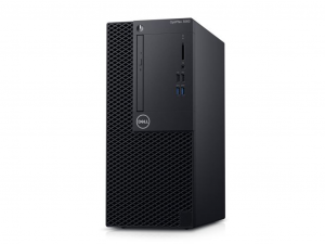 Dell Optiplex 3060MT - Core™ i3-8100, 4GB DDR4, 256GB SSD, Intel® UHD 630, Ubuntu