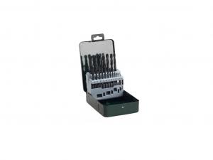 Bosch 19 részes fémfúrókészlet, HSS-R