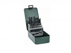 Bosch 25 részes fémfúrókészlet, HSS-R