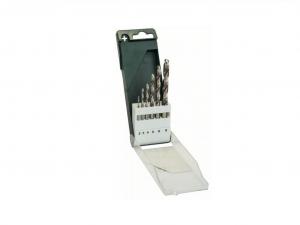 Bosch 6 részes fémfúrókészlet, HSS-G