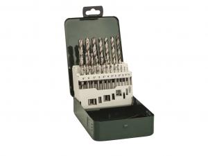 Bosch 19 részes fémfúrókészlet, HSS-G