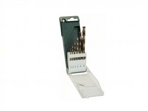 Bosch 6 részes fémfúrókészlet, HSS-Co