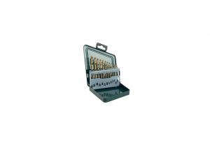 Bosch 13 részes HSS-TiN fémfúrókészlet