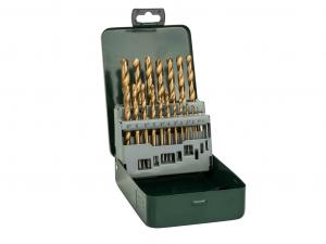 Bosch 19 részes HSS-TiN fémfúrókészlet