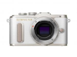 Olympus PEN E-PL8 váz, fehér