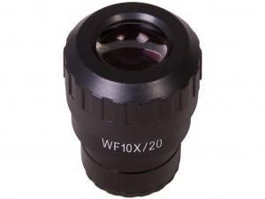Levenhuk MED WF10x/20 irányzékos és állítható dioptriájú szemlencse