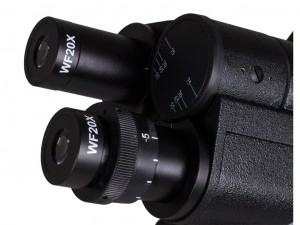 Levenhuk 850B biológiai binokuláris mikroszkóp