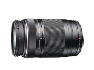 Olympus M.Zuiko Digital ED 75-300mm II F1:4.8-6.7 fekete