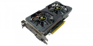 Manli GeForce GTX 1060 6GB DDR5 Twin Cooler használt videokártya