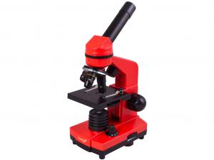 Levenhuk Rainbow 2L Narancs mikroszkóp