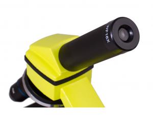 Levenhuk Rainbow 2L PLUS Lime mikroszkóp