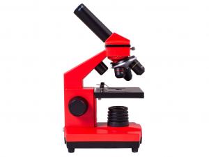 Levenhuk Rainbow 2L PLUS Narancs mikroszkóppal