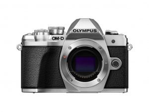 Olympus E-M10II váz ezüst