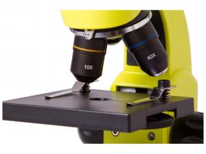 Levenhuk Rainbow 50L Lime mikroszkóp
