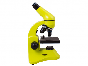 Levenhuk Rainbow 50L PLUS Lime mikroszkóp