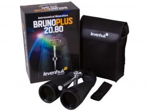 Levenhuk Bruno PLUS 20x80 kétszemes távcső