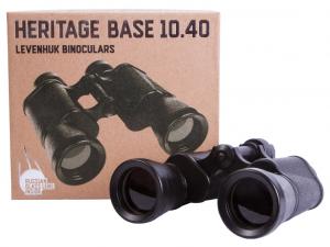 Levenhuk Heritage BASE 10x40 kétszemes távcső